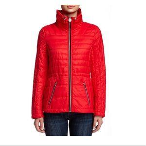 NWT Guess lightweight puffer jacket